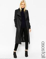 Tall Wool Blend Casual Coats & Jackets for Women