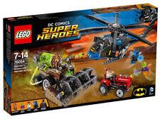 Lego Dc Universe Super Heroes 76054 Batman Scarecrows Dangerous Harvest Nip