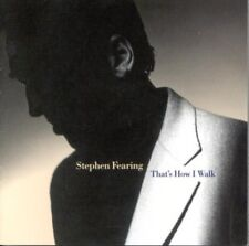 Stephen Fearing - That's How I Walk [New CD]