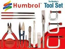 Humbrol AG9159 Medium Modellers Tool Kit Set for Model Kit Building