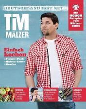 Tim-Mälzer Kochbücher aus Deutschland