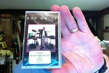 Boy White- Do We Connect- new/sealed cassette tape