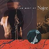 Najee - Best of CD NEW SEALED BLUE NOTE RECORDS JAZZ