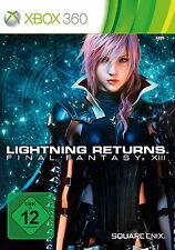 Lightning Returns: Final Fantasy XIII (Microsoft Xbox 360, 2014, DVD-Box)