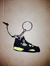 Air Jordan Retro 4 Sneaker Key Chain
