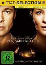 Der seltsame Fall des Benjamin Button - Brad Pitt - DVD - OVP - NEU