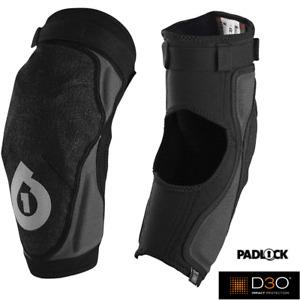 661 SIXSIXONE EVO II ELBOW D30 MTB BIKE BMX pads protectors arm guards Pair