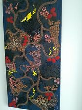"""aboriginal dot art, indigenous. Title """"Canning Stock Route"""""""