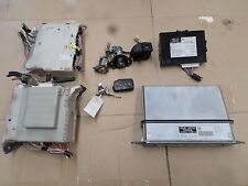 Lexus IS250 ignition start lock set computer ecu module chip 4GR 2.5 L 2007 V6