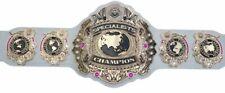 Specialists Championship Wrestling Belt Copy