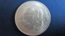 Philippines one peso von1963 national-hero silver vz-st (c22)