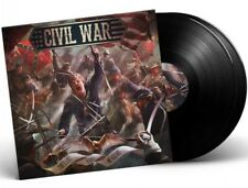 Civil era-the last full measure sedán 2lp set Black vinilo astral Doors Singer