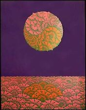 Victor Moscoso Neiman Marcus Rock Poster Show 1967 AoR 2.356 Orig Flawless MINT