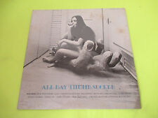 SEALED ALL DAY THUMB SUCKER LP VARIOUS ARTIST T REX LOVE IKE TINA TURNER