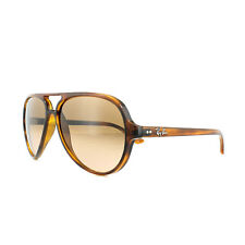 19d1cac298 Ray-Ban Rb4125 Cats 5000 Tortoise Frame Pink brown Gradient 59mm Lens  Sunglasses