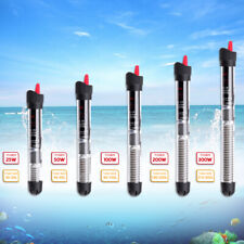25 To 300W Aquarium Heater Submersible Tropical Fish Tank Thermostat Heating Rod