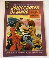 John Carter of Mars #2 1964 Gold Key comic