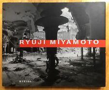 SIGNED Ryuji Miyamoto First Edition 1999 Steidl HB Japanese Photography