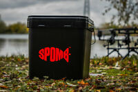 Spomb 17L Square Bucket - DBT001