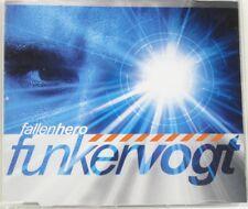 """Funker Vogt - """"Fallen Hero"""" - MCD - wie Neu !!!"""