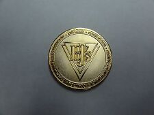 CHALLENGE COIN EJ'S CHIEF EXECUTIVE OFFICER GOLD STANDARD OF EXCELLENCE CONTROL