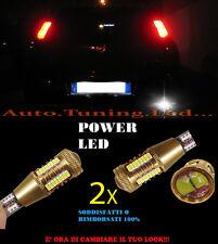 FIAT GRANDE PUNTO LAMPADA RETROMARCIA LED T15 W16W SUPER QUALITA NO ERROR