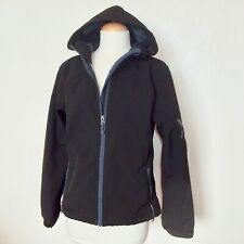 Black Diamond Gear Double Diamond Ski Jacket Womens S Coat Small Black Snowboard