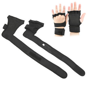 Ventilated Workout Golves Durable Wrist Wraps Gloves Body Shape Fitness For