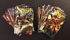 BATMAN ETERNAL #1 - 52 Comic Books DC New 52 FULL SET Scott Snyder +Promo Poster
