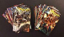 BATMAN ETERNAL #1 - 52 Comic Books DC New 52 FULL SET Scott Snyder +Promo Poster