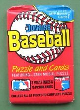 DONRUSS  1988  BASEBALL TRADING CARDS ....X 1 UNOPENED PACKET. ..VG  COND.