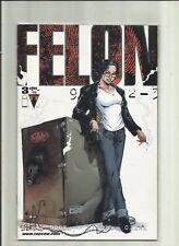 FELON # 3 . Top Cow Comics.