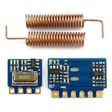 Mini RF Transmitter Receiver Module Wireless Link Kit Antennas for Arduino