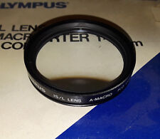 Olympus IS/Lens A-Macro H.Q. Converter Lens (BRAND NEW!)