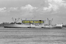 mc0489 - Port Line Cargo Ship - Port Macquarie , built 1944 - photo 6x4