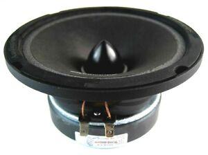Audiopipe AMPB-6-B Loud Speaker Full Range Car Audio