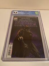 Black Panther 2 Second Print CGC 9.6 1st Killmonger Symbiote Newly Slabbed Rare