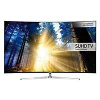 "OFFERTISSIMA BELLISSIMO SMART TV SAMSUNG UE65JS9500 3D 4K WIFI CURVO ""IL MOSTRO"""