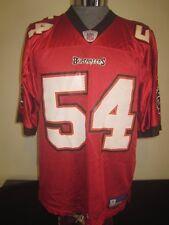 Tampa Bay Buccaneers NFL Reebok Jersey & (1) Tampa Decal