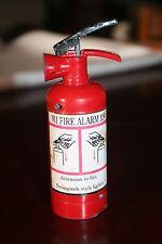 Vintage big metal Lighter - Fire extinguisher