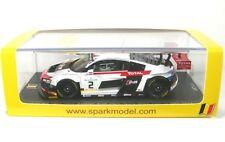 Audi R8 LMS Ultra No.2 - 24 h SPA 2014 (M. Fahmy - A.Lotterer - B.Treluyer)