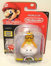 World of Nintendo LAKITU Action Figure SEALED Jakks Series 2-5 WON - In Stock -