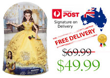 DISNEY BELLE BEAUTY AND THE BEAST MOVIE FIGURE DOLL TOY