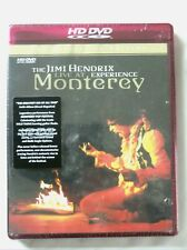 71496 HD DVD - The Jimi Hendrix Live At Monterey Experience [NEW / SEALED]