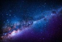 A1 | Space Galaxy Poster Art Print 60 x 90cm 180gsm Nebula NASA Stars Gift #8499
