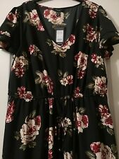 New Look Curve Skater Dress, Tunic Size 22