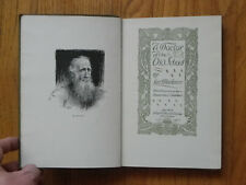 """""""A Doctor of the Old School""""-Maclaren-1897-Over 50 B&W Illustrations"""