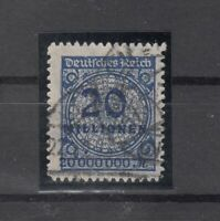 DA7864/ GERMANY REICH – MI # 319 B USED – CV 480 $