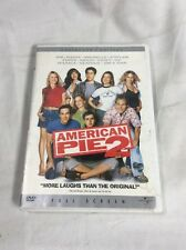 American Pie 2 (DVD, 2002, R-Rated Version; Full Frame; Collector's Edition)