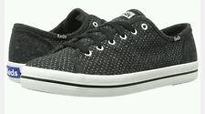 Keds Kickstart Glit Wool Black Size 8 EU 39